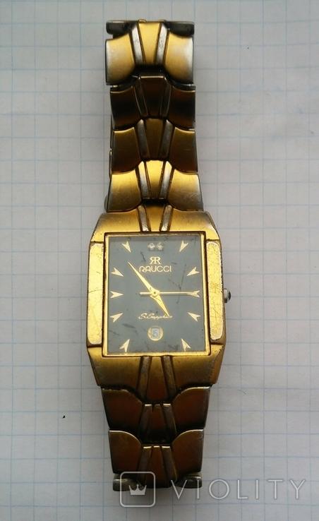 Наручные кварцевые часы Raucci., фото №2