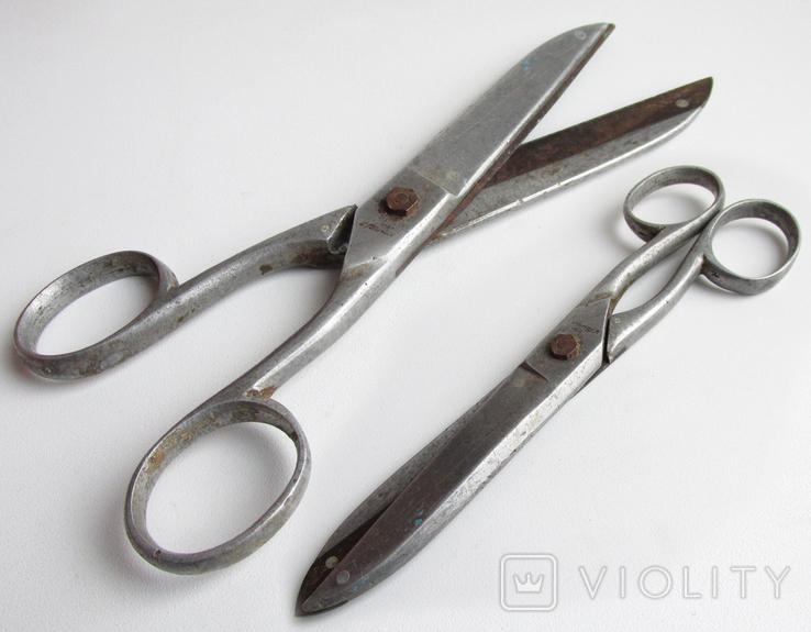 III REICH ножницы клейма DRGM Deutsches Reichs-Gebrauchs-Muster., фото №3