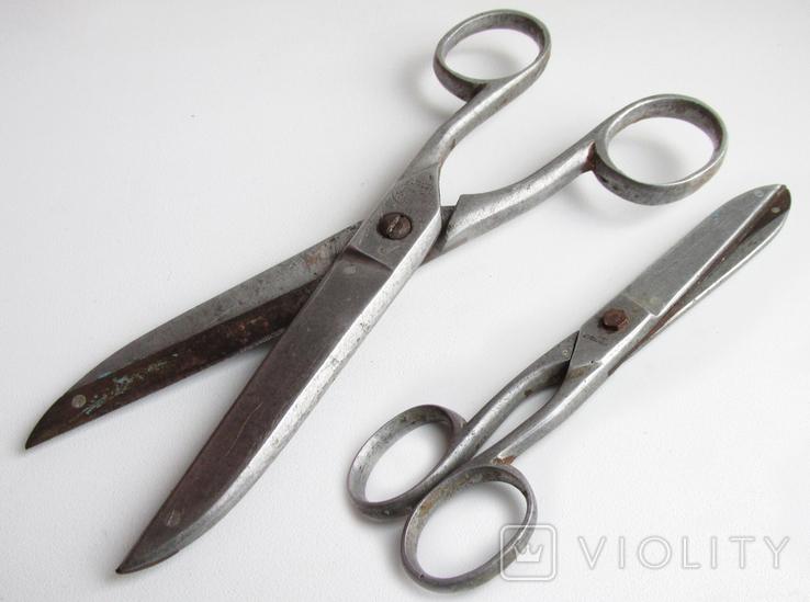 III REICH ножницы клейма DRGM Deutsches Reichs-Gebrauchs-Muster., фото №10