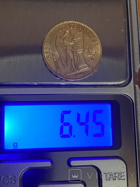 20 франков две монеты, фото №11