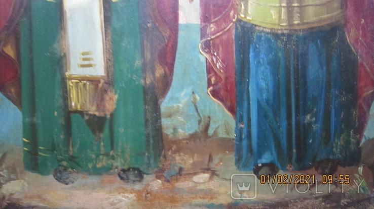 Святой хрс Николай и Святая муч. Варвара, фото №7