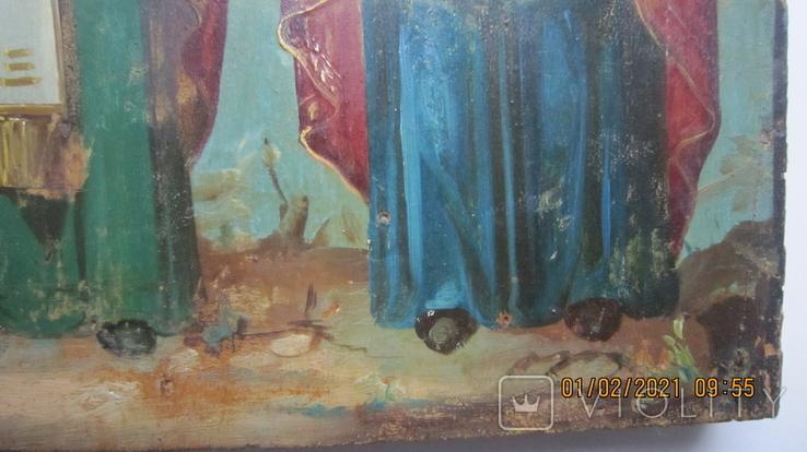 Святой хрс Николай и Святая муч. Варвара, фото №9