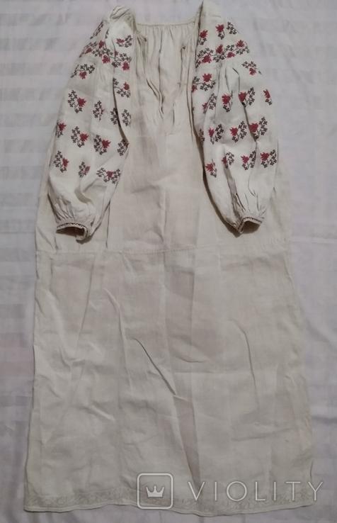 Сорочка вышиванка Полтавщина., фото №5