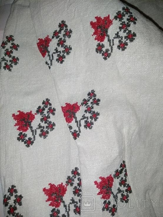 Сорочка вышиванка Полтавщина., фото №8
