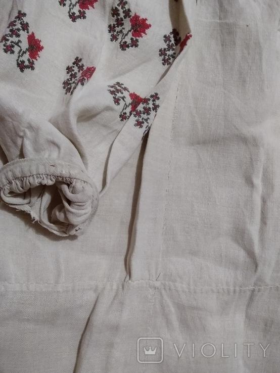 Сорочка вышиванка Полтавщина., фото №11