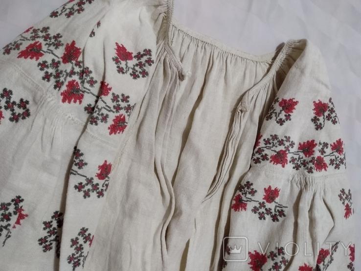 Сорочка вышиванка Полтавщина., фото №2