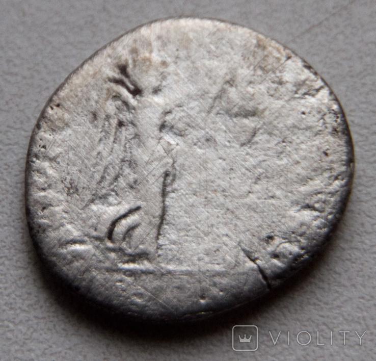Денарий Веспасиана,, фото №3