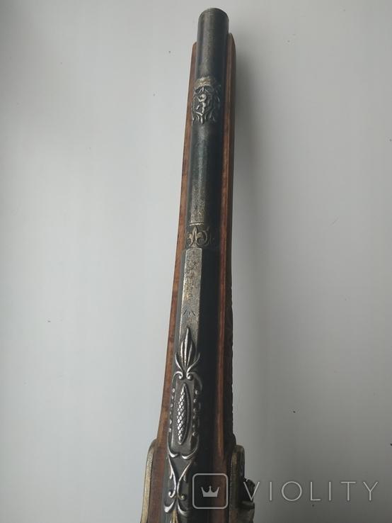 Пистоль старинный копия, фото №7