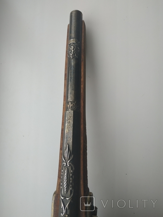 Пистоль старинный копия, фото №8