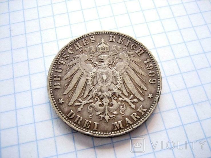 3 марки 1909 рік, фото №3