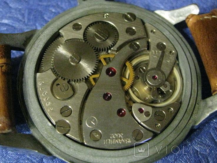 Часы Молния 3602 Мировое Время Рабочие на ремешке, фото №10