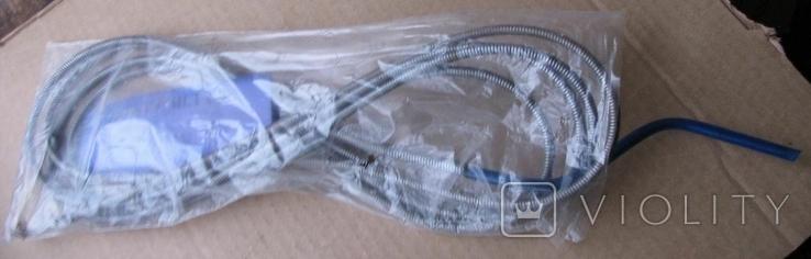 Гибкий шланг для прочистки водопроводных труб и санузлов (4 м), фото №4