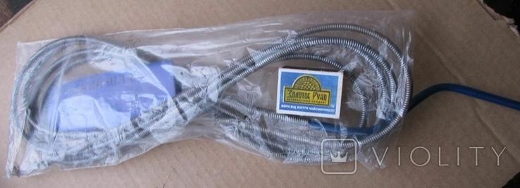 Гибкий шланг для прочистки водопроводных труб и санузлов (4 м), фото №5