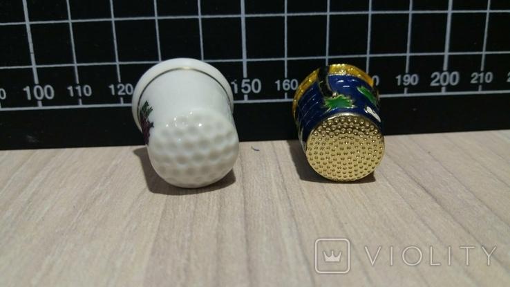 Два новых сувенирных наперстка, фото №5