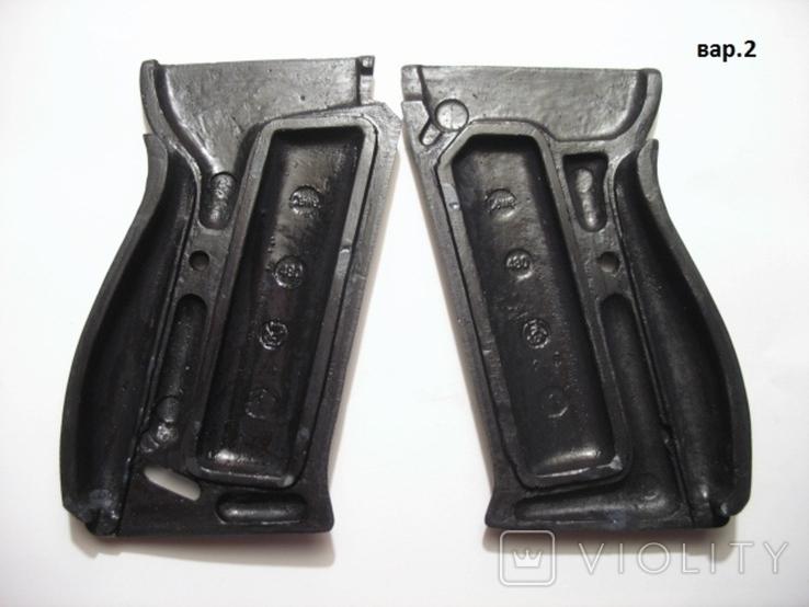 Вальтер Р-38, накладки рукояти вар.2. Копия, фото №3