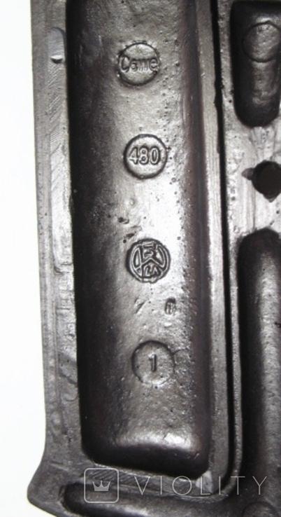 Вальтер Р-38, накладки рукояти вар.2. Копия, фото №4