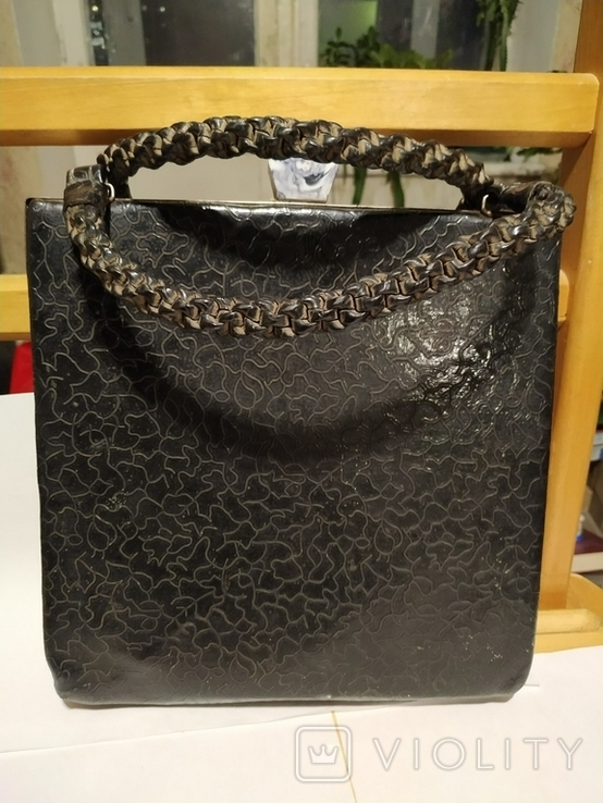 Винтажная сумка, фото №2