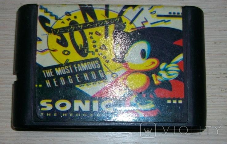 Картридж Sega 6 шт., фото №4