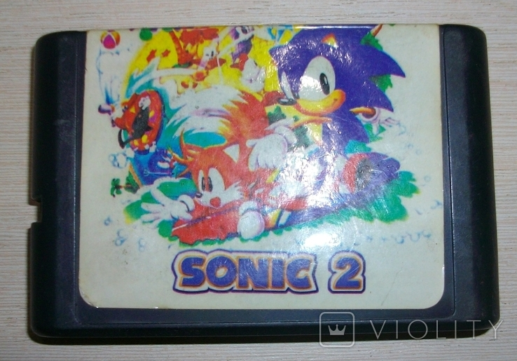 Картридж Sega 6 шт., фото №7