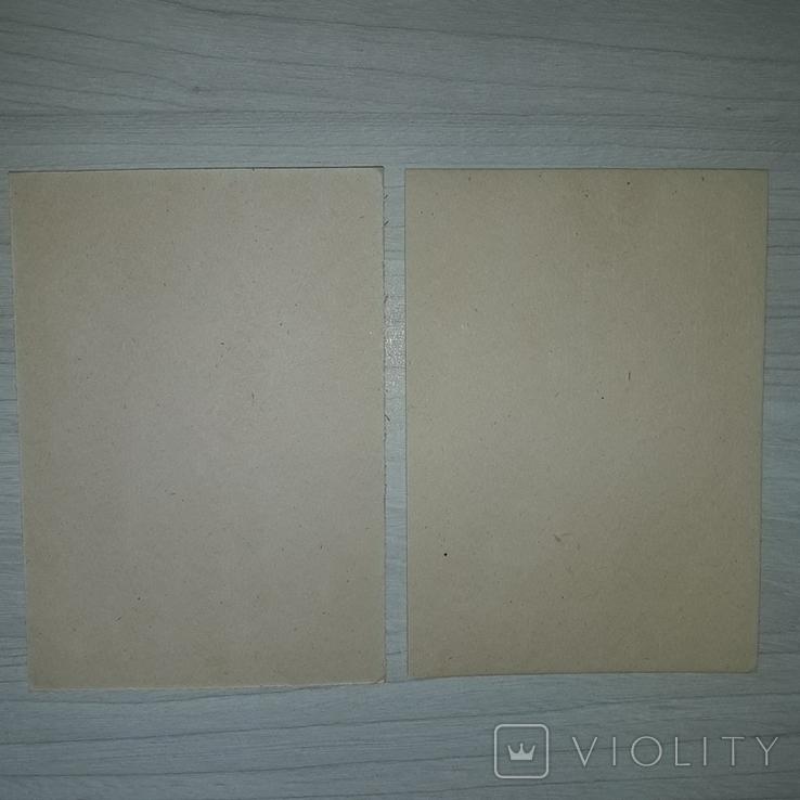 Книжные знаки Калашникова 1968, фото №9