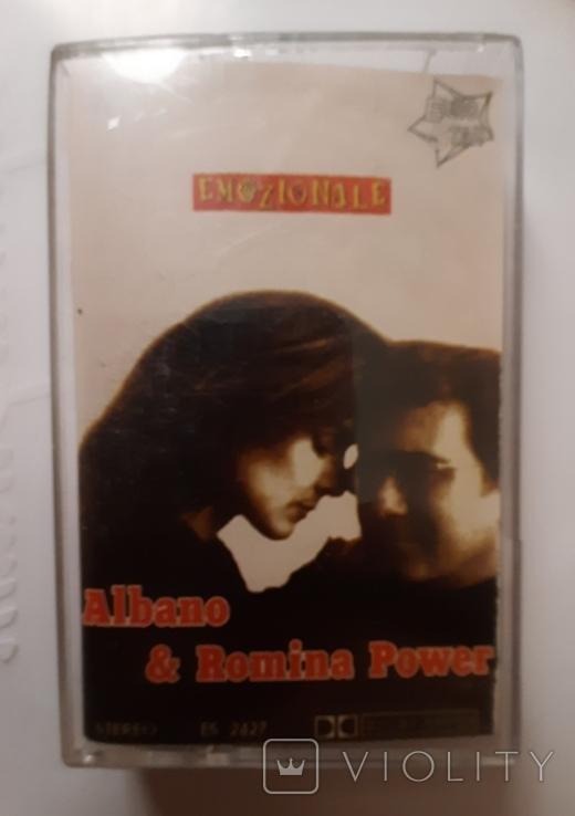 Аудиокассета. Albano  Ramina Power, фото №2
