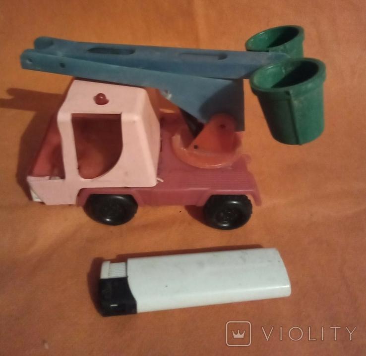 Машинка с буром, фото №3