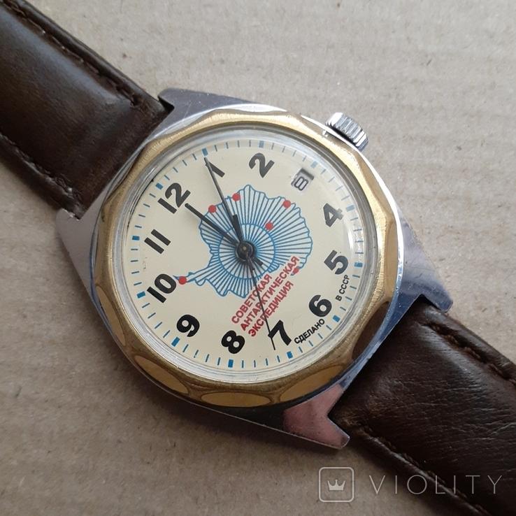 Часы ракета (295), фото №4