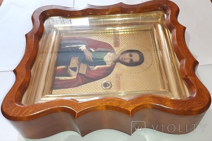 Икона св. Пантелеймона, фото №4