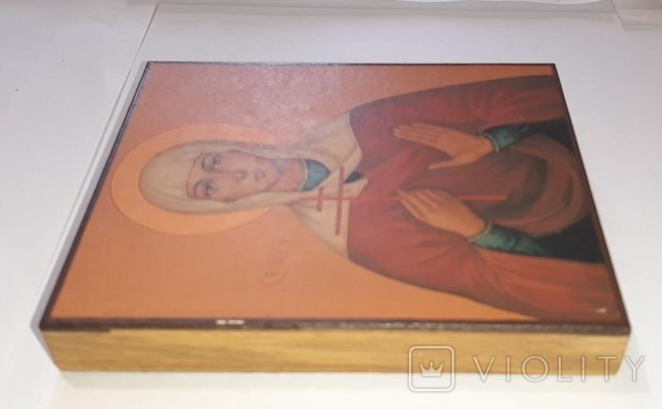 Икона Св. мученица Галина, фото №3