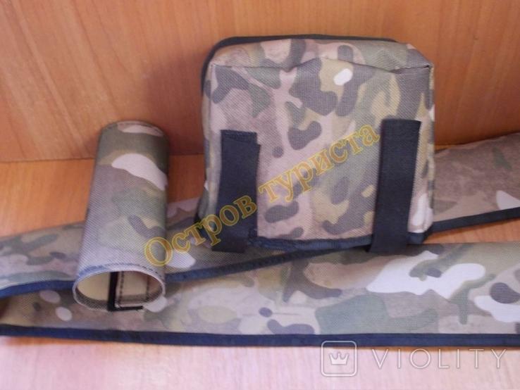 Каплезащитный чехол на Minelab X-Terra 30\34\305\50\54\505\70\74\705 комплект, фото №3