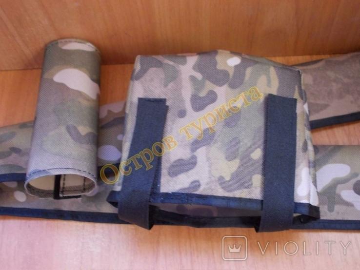 Каплезащитный чехол на Minelab X-Terra 30\34\305\50\54\505\70\74\705 комплект, фото №5