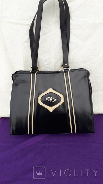 Вінтажна сумка, фото №2