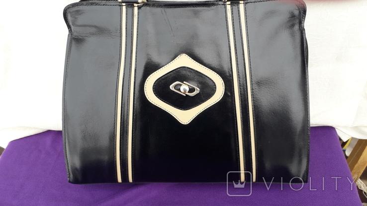 Вінтажна сумка, фото №3