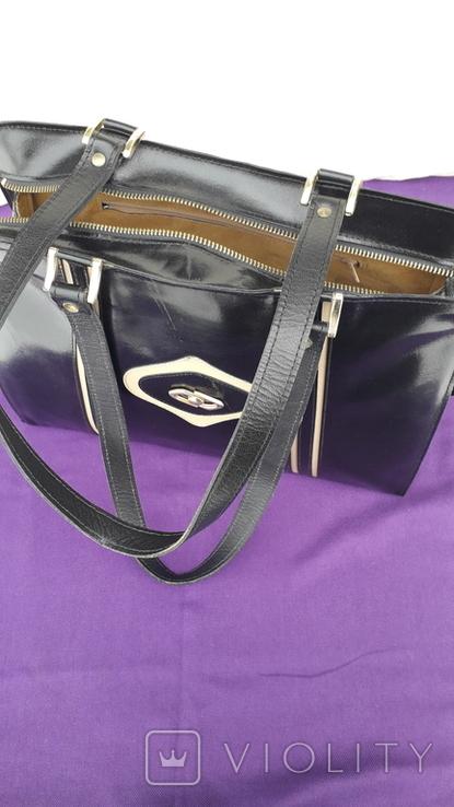 Вінтажна сумка, фото №7