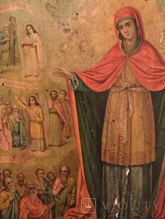 Икона Всех Скорбящих Радость, фото №4