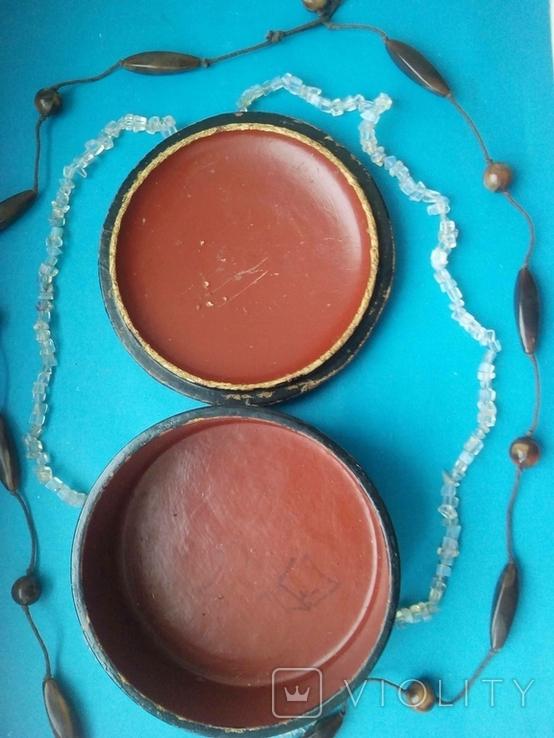 Шкатулка с бусами., фото №6