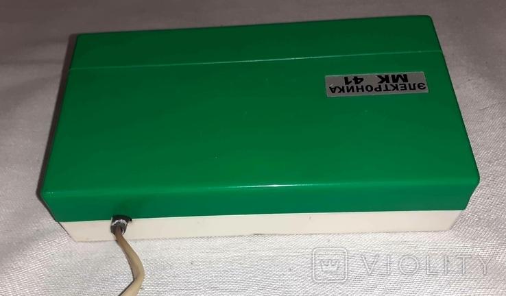 Калькулятор Электроника МК 41, фото №8