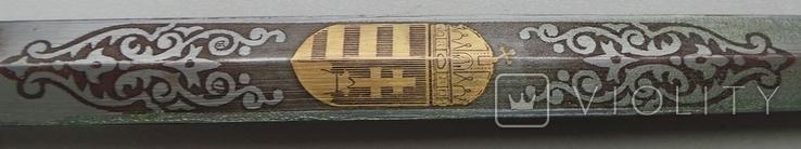 Кортик Дунайское пароходство высококачественная копия, фото №8