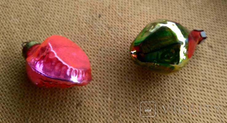 Пара ёлочных игрушек, фото №13