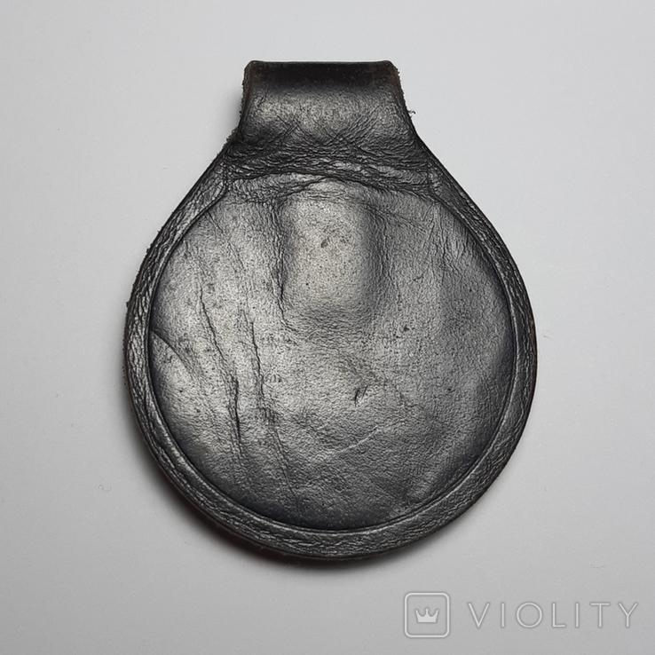 Брелок кожаный, фото №4