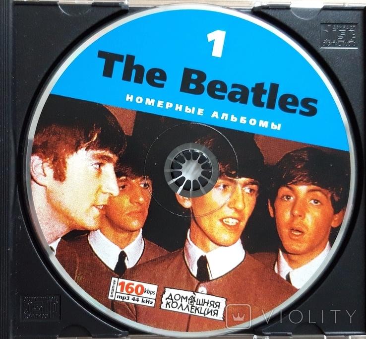 Диск мр3, Битлз, The Beatles., фото №4