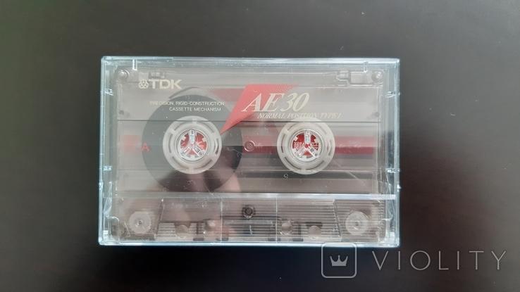 Касета TDK AE 30 (Release year: 1996), фото №2