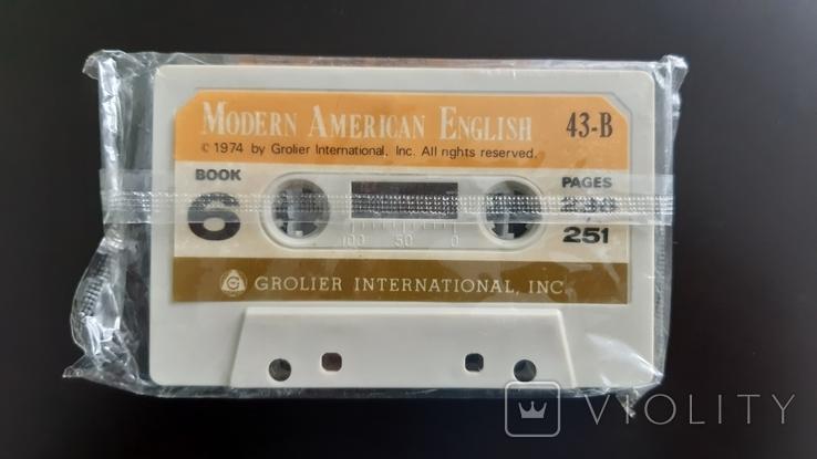 Касета Modern American English 1974, фото №2