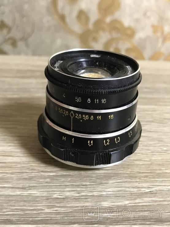 Индустар 61Л/Д, фото №6