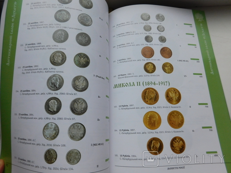 Три каталога аукционника Дукат, фото №6