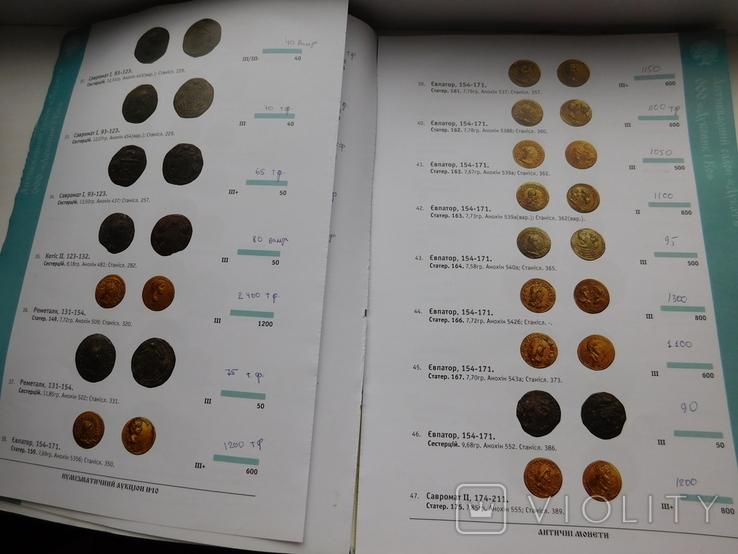 Три каталога аукционника Дукат, фото №12