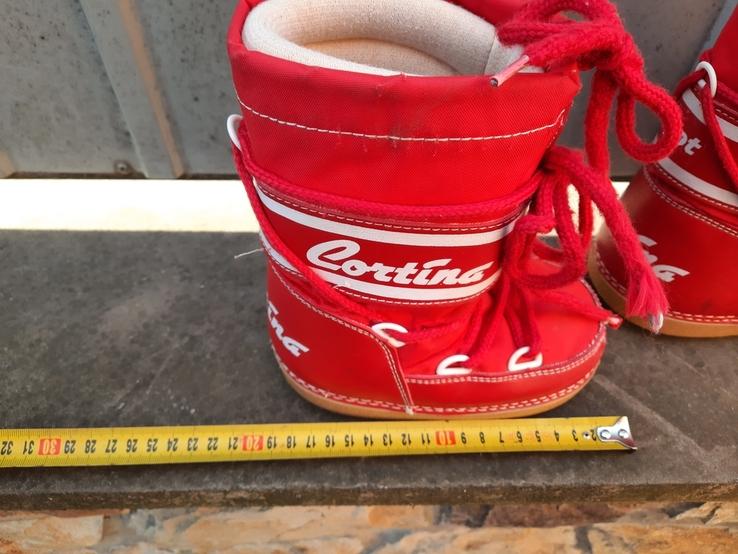 Теплі зимові чобітки., фото №3