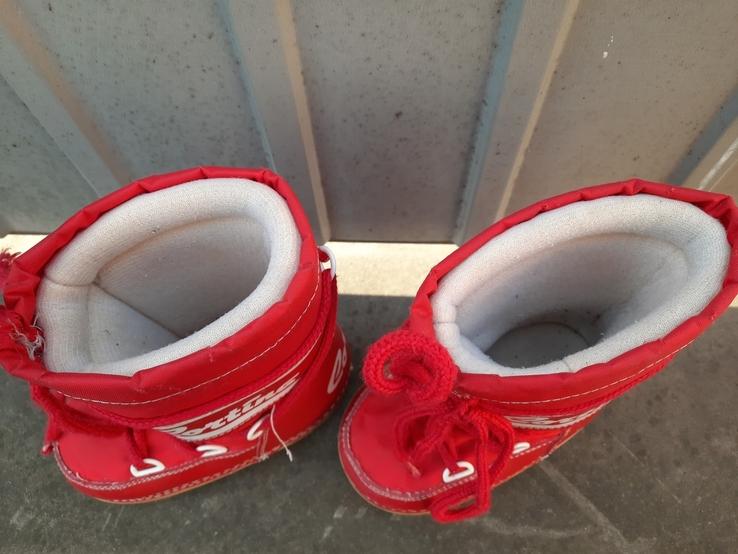 Теплі зимові чобітки., фото №10