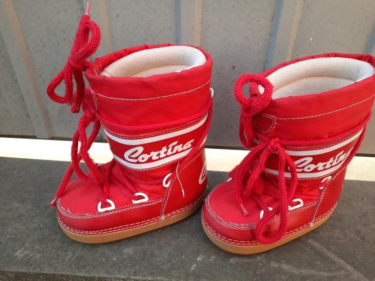 Теплі зимові чобітки., фото №2