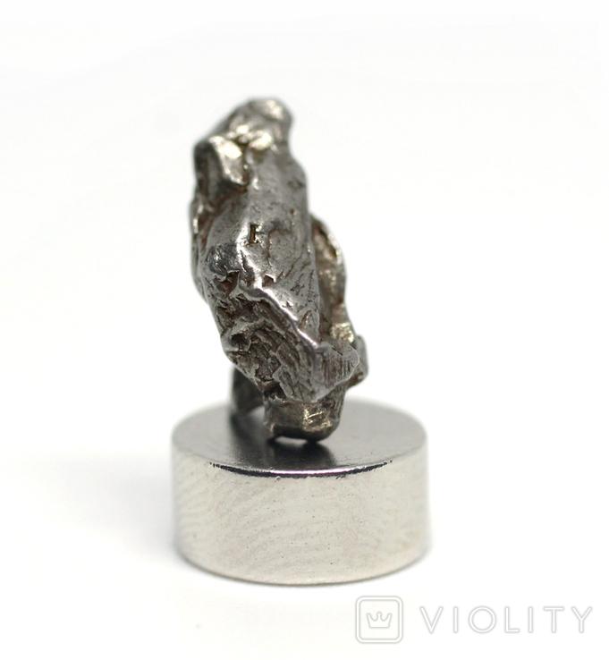 Залізний метеорит Campo del Cielo, 1,7 грам, із сертифікатом автентичності, фото №5